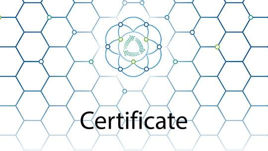 deposy certificate