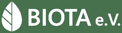 Biota Logo White Small